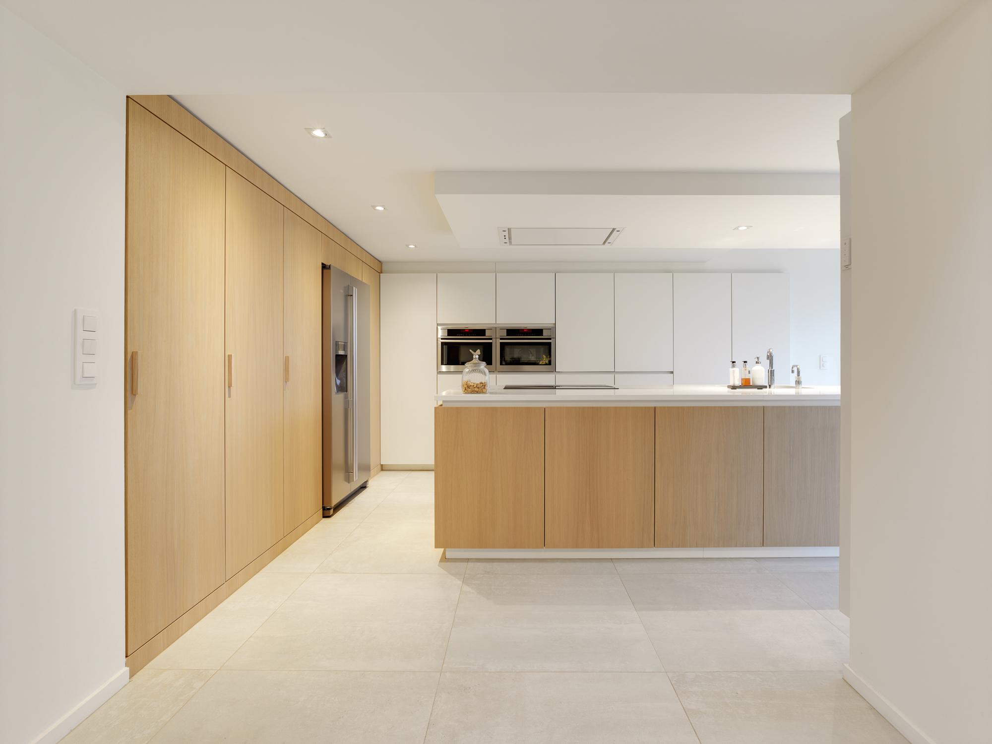 Aanbouw Open Keuken : Open keuken dankzij nieuwe aanbouw u interieurkabinet
