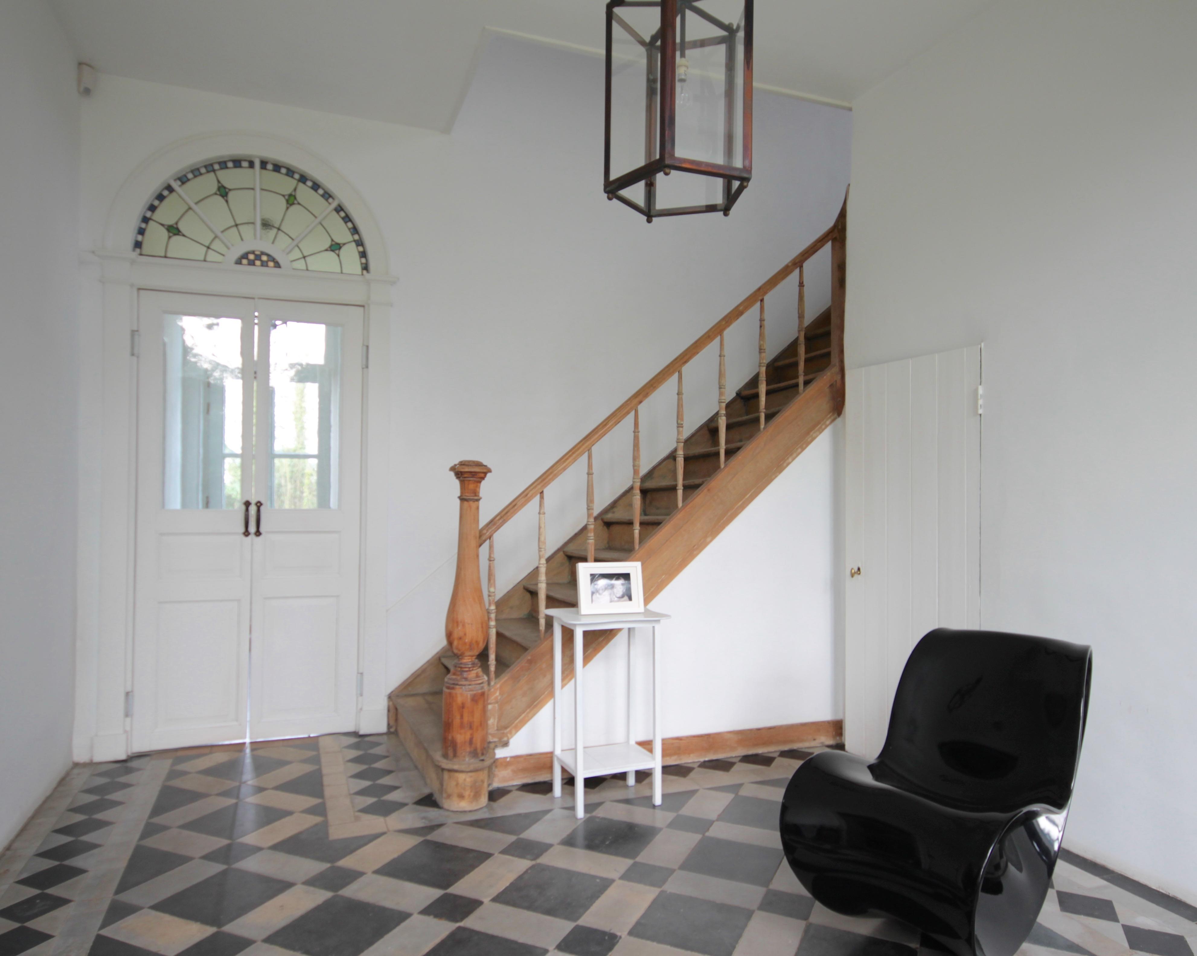 binnenhuisarchitect ontwerpt herenhuis
