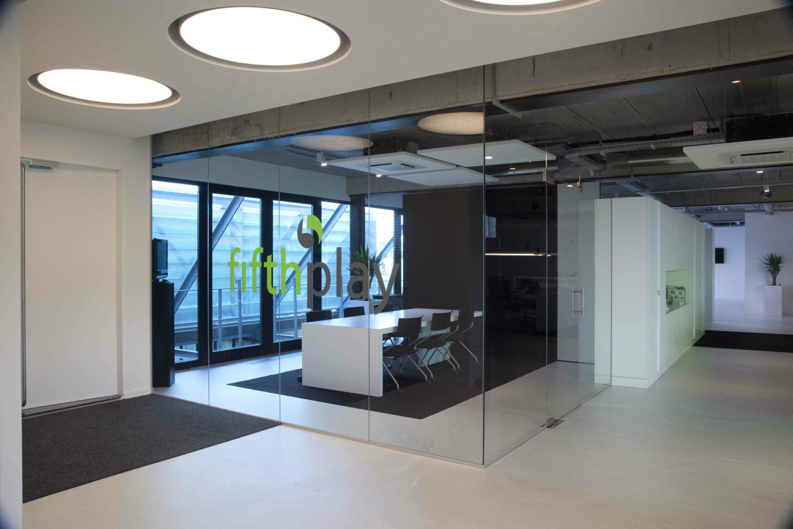 Interieurkabinet - Fifthplay - kantoor Antwerpen 3