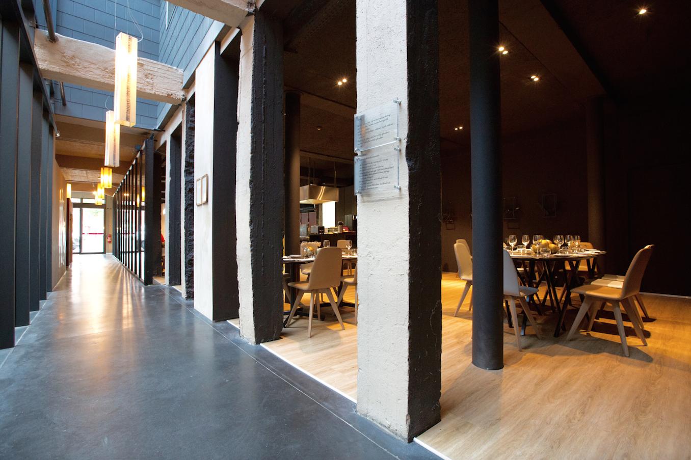 interieurdesigner tovert voor Hotel Vé
