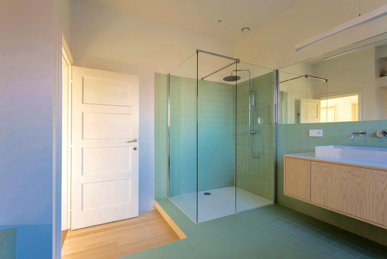badkamer renovatie voor jaren '60 woning