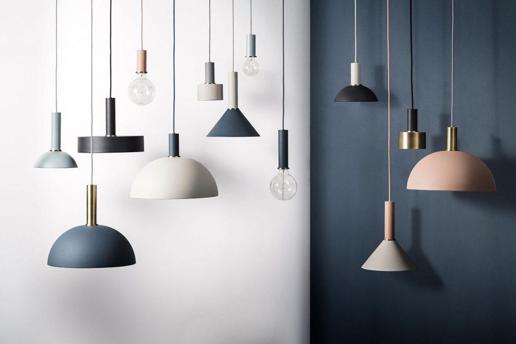 Interieuradvies: lichtsterkte per kamer Ferm Living