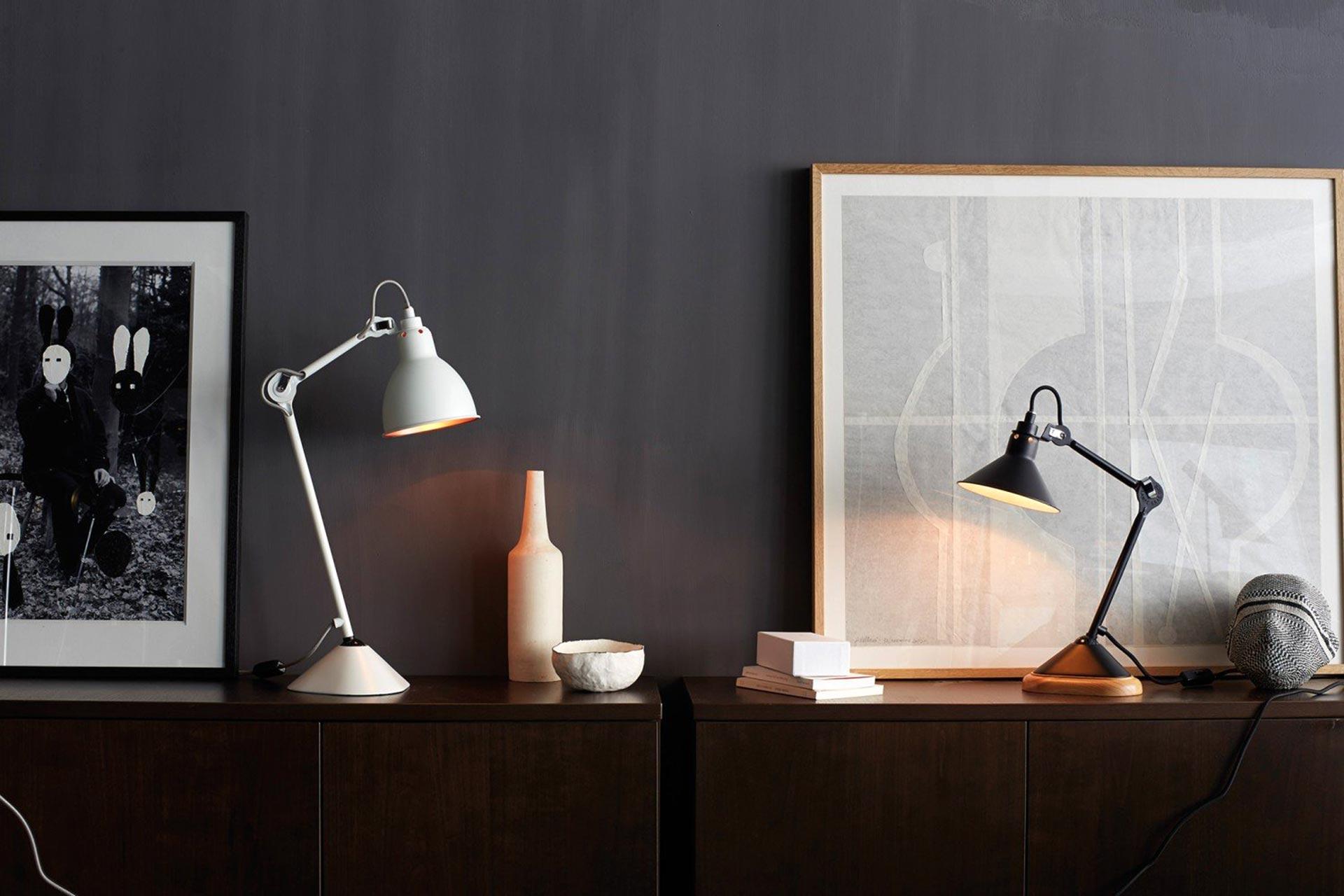 kantoorinrichting: bureaulamp6