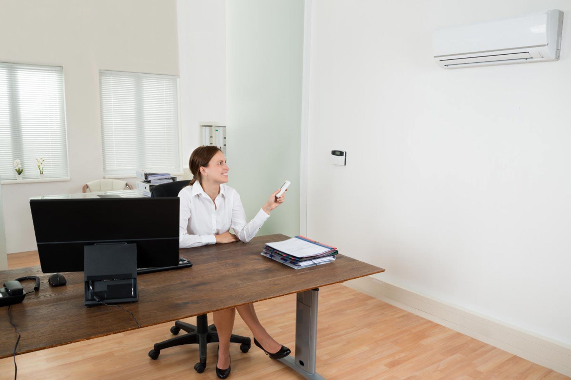 Huis renoveren: airco binnenunit