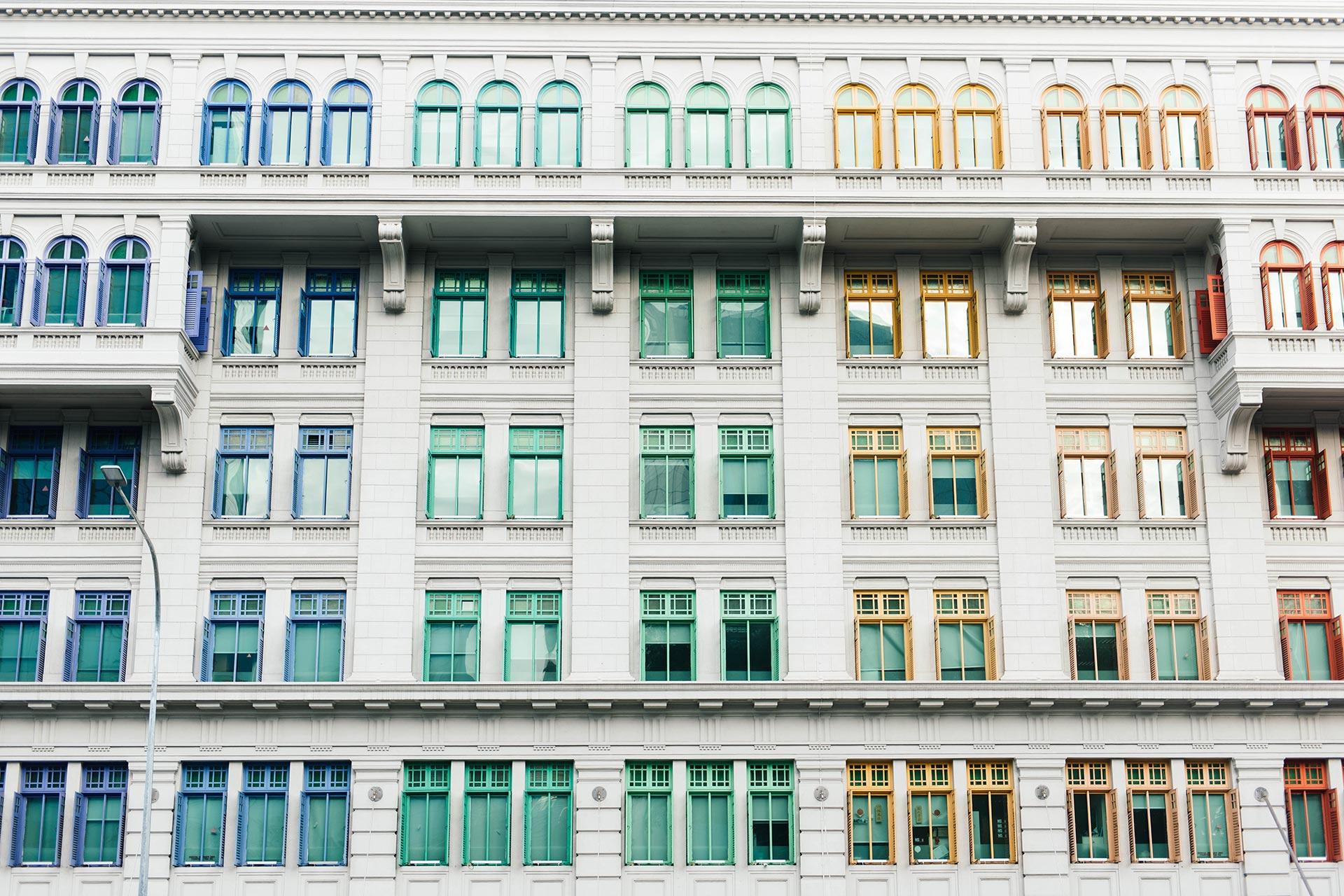 Totaalrenovatie: originele ramen 4