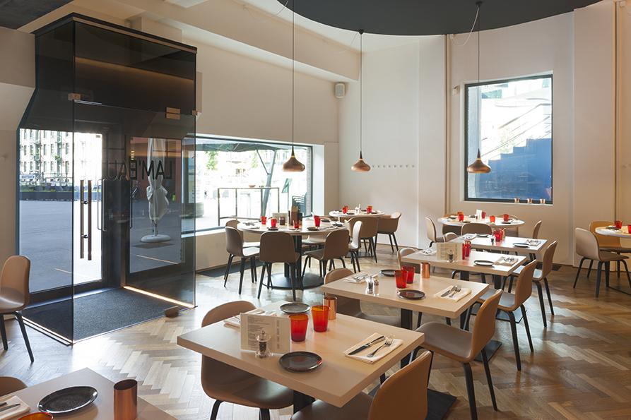 restaurant Lam'eau-Mechelen 1