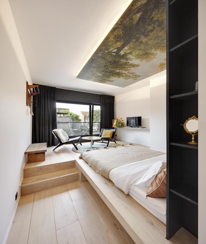 Aannemer Mechelen levert mooie Bed & Breakfast op 1