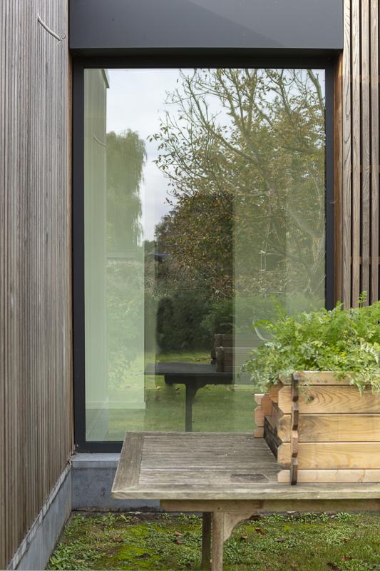 Aanbouw woning zorgt voor open en lichte benedenverdieping 16