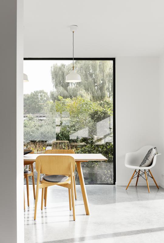 Aanbouw woning zorgt voor open en lichte benedenverdieping 2