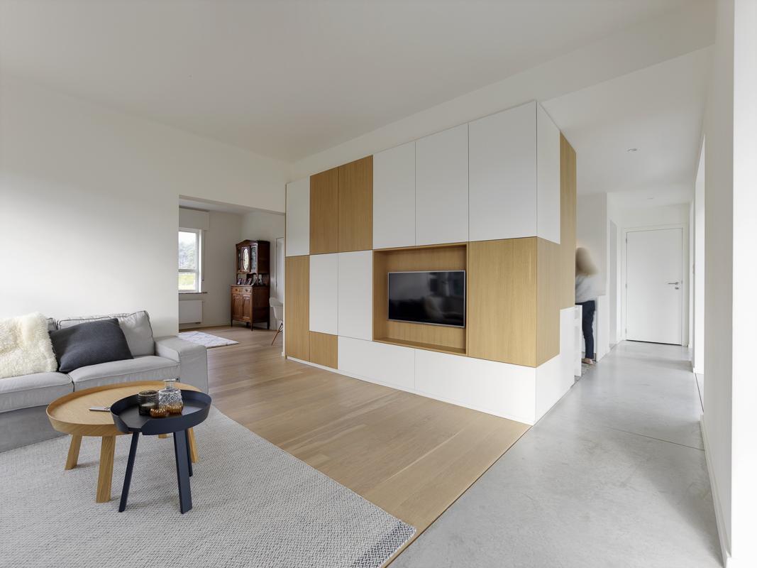 Aanbouw woning zorgt voor open en lichte benedenverdieping 3