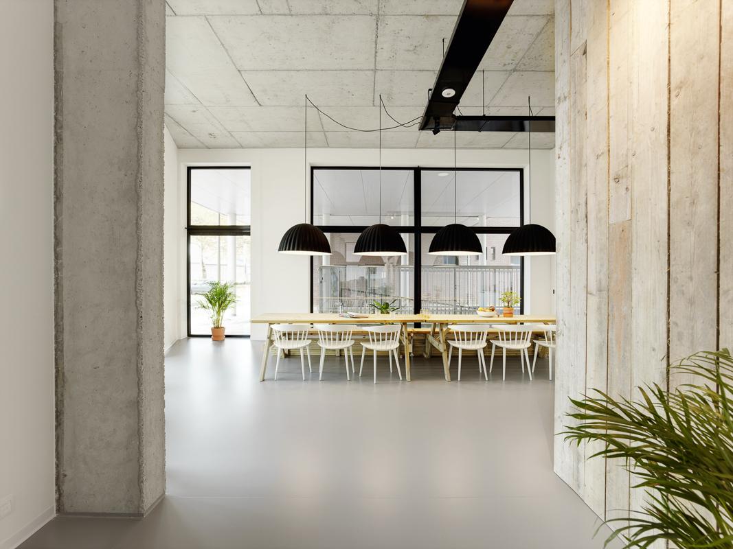 Kantoorruimte verbouwing Becoming Mechelen 13