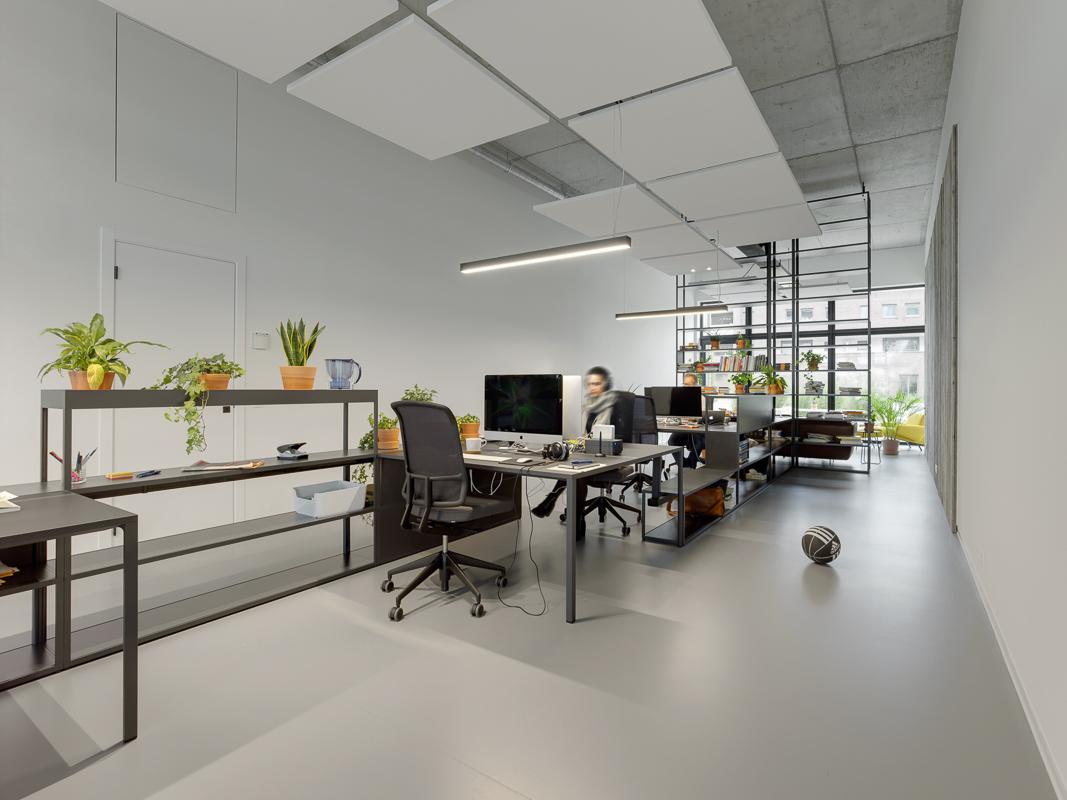 Kantoorruimte verbouwing Becoming Mechelen 2