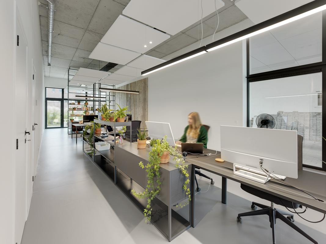 Kantoorruimte verbouwing Becoming Mechelen 4