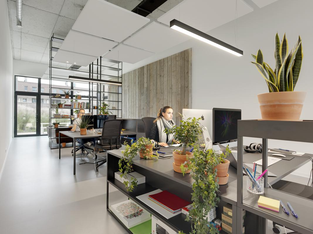 Kantoorruimte verbouwing Becoming Mechelen 6