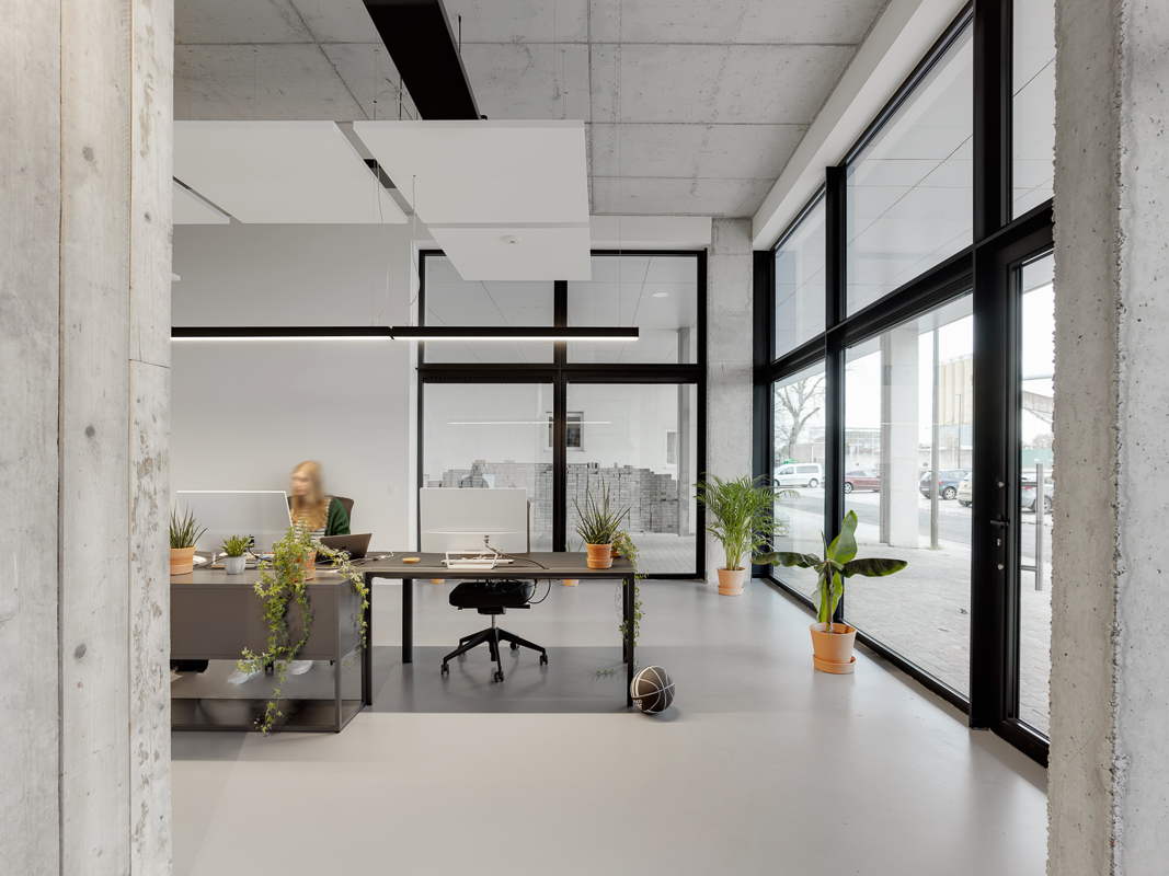 Kantoorruimte verbouwing Becoming Mechelen 7