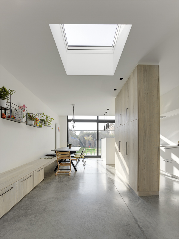 Renovatie Mechelen gelijkvloers 6