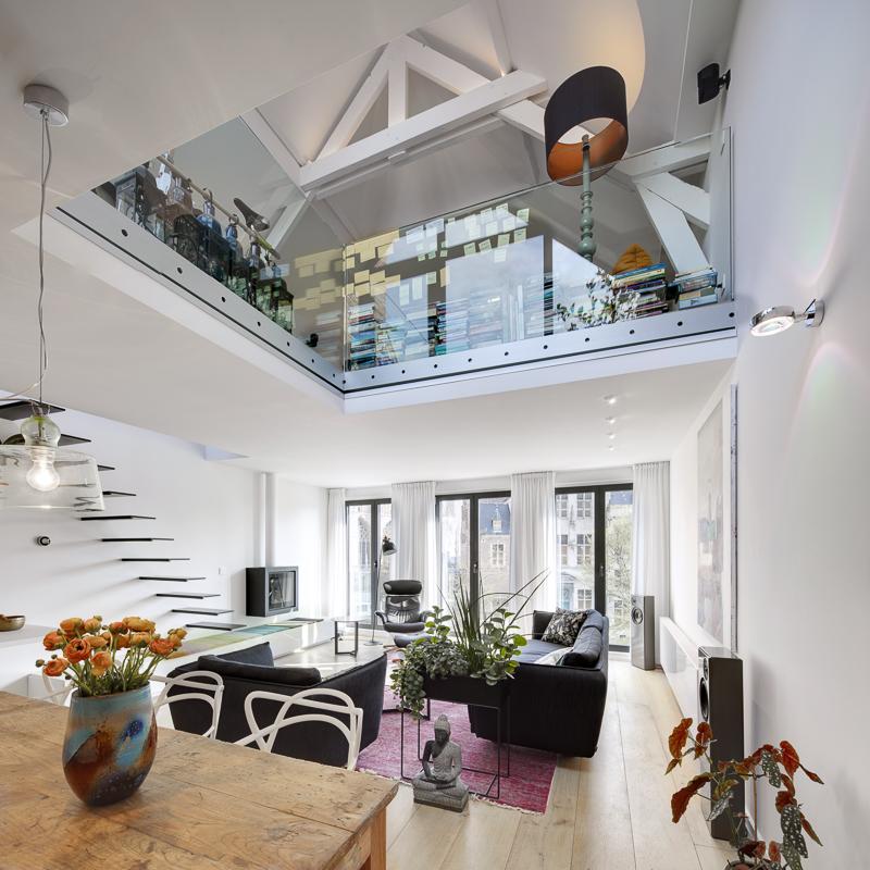 Renovatie met dakterras in Mechelen 3