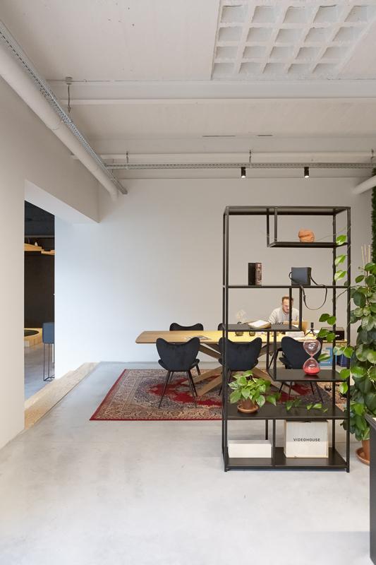 Totaalrenovatie kantoor Antwerpen Helsinki 3