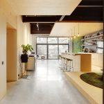 Totaalrenovatie kantoor Antwerpen Helsinki 5