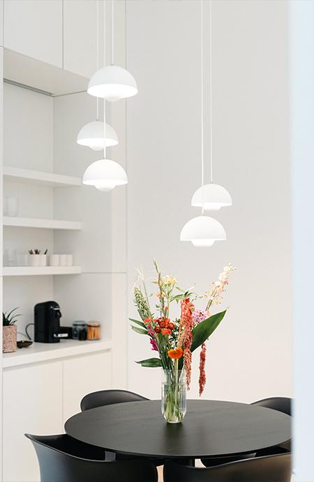 Interieurkabinet - vul het daglicht in huis gericht aan met kunstlicht en minimalisme