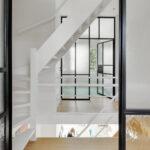 Lichte badkamer en slaapkamer met meer privacy - Mechelen -Interieurkabinet