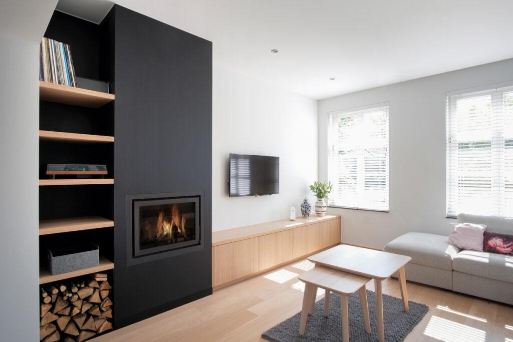 Interieurkabinet - gezellig huis